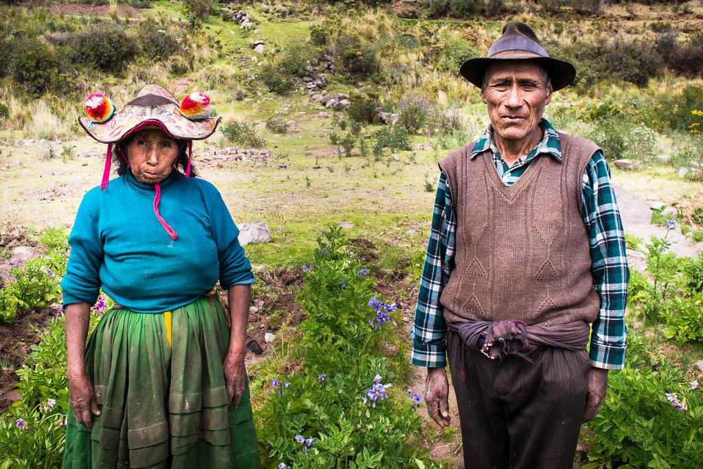 Capachica, Peru